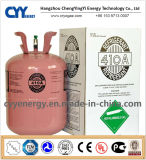 Refrigerant Gas R410A 93% Purity with Good Quality