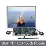 10.4 Inch Screen Resistive Touch SKD Monitor with USB Interface