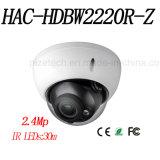 2.4megapixel 1080P Vandal-Proof IR Hdcvi Dome Camera {Hac-Hdbw2220r-Z}