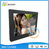 12 Inch LCD Advertising Player with 4: 3 Resolution 800*600 (MW-123ABS)