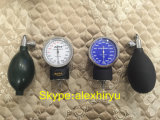Aneroid Sphygmomanometer Single Head Stethscope/High quality Blood Pressure Monitor