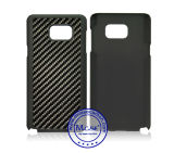 Most Selling Luxury High Quality Carbon Fiber PC Back Case Cover for Samsung Note 5