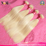 No Chemical Brazilian Remy Hair Extensions #613 Blonde Human Hair