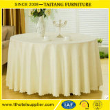 Wedding Polyester Round Table Cloth for Tables China