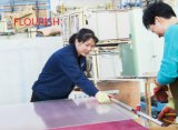 Clear Low Iron Patterned Tempered Solar Panel Arc Photovoltaic Glass