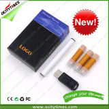 Disposable Cigarette/Mini E-Cigarette with Disposable Cartomizer