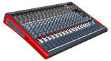 16 Channels Red Colour 35W Audio Mixer