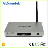 Zoomtak New Arrival Kodi 16.0 Quad Core Smart TV Box