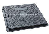 En124 Standard Polymer Manhole Cover for Side Walk