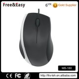 Optical Black Wired Mouse