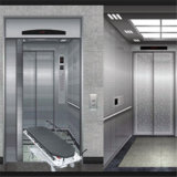 Wheelchair Center Open Wholesale Passenger Large Bed Medical Elevator