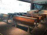 Spanish Designed Terrence Classroom Desk Chair, Aluminum School Furniture