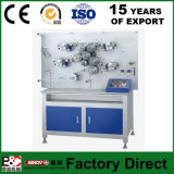 Zx-1031b Four-Color Double-Side High-Speed Rotational Belt Label Printing Machine