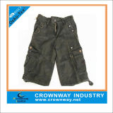 Mens Cotton Booty Cargo Shorts in Size Xxl