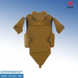Nij Standard PE Kevlar Military Police Bulletproof Vest (TYZ-BV-A-088)