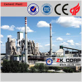 Professional Turnkey Cement Production Line Construction