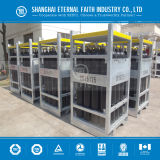 Offshore Dnv Rack Gas Cylinder Rack High Pressure Oxygen Argon Nitrogen Gas Cylinder Rack (Container/Cage/Bundle/Rack)