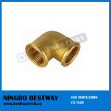 Forged 90 Degree Brass Elbow (BW-639)