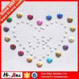 Custom Made Print Logo Various Colors Rhinestone Hotfix Transfer