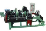 Reverse Twisted Barbed Wire Making Machine
