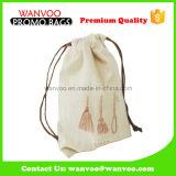 Natural Good Quality Drawstring Bag for Sports