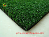 Fibrillated Artificial Grass for Tennis Court with Red Green or Blue Colors