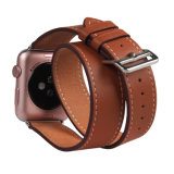 for Amazon Best Selling Leather Watch Band for Apple Watch