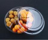 Disposable Plastic Fruit Packing Box Pet Food Grade Material Packaging Box