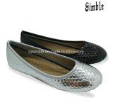Women Branded Soft Ballerina Shoes with PU Upper Flat Heel