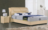 Modern Series Leather Bed for Bedroom Furniture (1531)