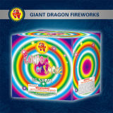 Gd7060 Cake Fireworks Firecrackers High Quality Factory Price