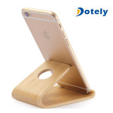 Wood Desk Holder Table Stand for iPhone