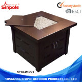 Outdoor Natural Gas BBQ Grill Fire Pit Table
