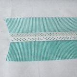2.5m Length PVC Corner Bead with 10cm Fiberglass Mesh