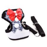 Handsome Pet Harnesses with Dog Leash for Puppy Dogs