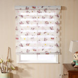 Printing Fabric Day and Night Roller Blinds for Children′s Room
