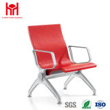 Hot-Selling Single-Seater Red Color Public Seating Chair