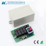 Kelvin 4-Channel 220V RF Wireless Remote Control Switch Kl-K411