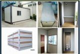 20ft & 40ft Detachable Container House for Living