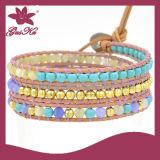 Fashion Handmade Beads Bracelet (2015 Gus-Wvb-139)