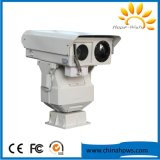 Long Range Triple Spectrum PTZ IP Security Surveillance Thermal Camera Onvif Solar Power Wireless