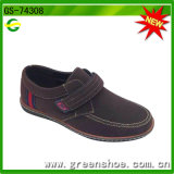 Happy Baby Leather Shoes with Velcro