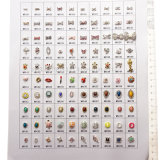 Wholesale Nail Art Alloy Jewelry Christmas DIY Decoration Designs (D68)
