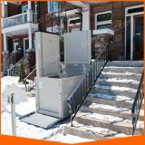 Hydraulic Electric Wheelchair Stair Platform Lift for Indoor and Outdoor