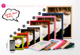 Hot Sell Wooden Color Puzzle Collage Photo Frame for Wedding Decoration