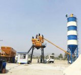 75m3/H Construction Equipment Bucket Type Concrete Batching Plant