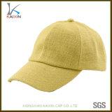 Wholesale Plain Blank Colorful Hemp Baseball Cap Hat
