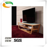 Bamboo TV Stand with Modern Design