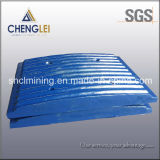 High Manganese Steel Jaw Plate, Fixed Jaw, Movable Jaw