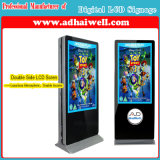 Expert Manufacturer of Double Side LCD Display Media Player Digital LCD Signage